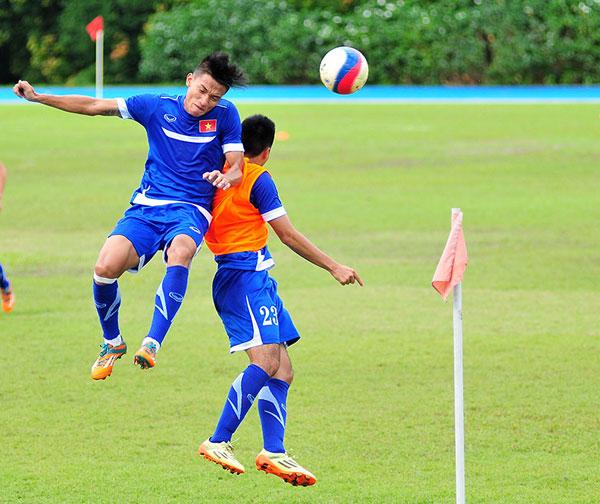 Chiều nay 28/5 trên sân Đại học Nayang, thầy trò HLV Miura có buổi tập cuối trước khi bước vào trận ra quân gặp Brunei vào chiều mai 29/5.