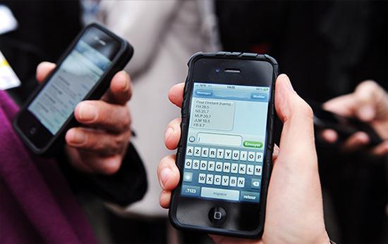 iPhone có thể bị 'đánh sập' bởi tin nhắn
