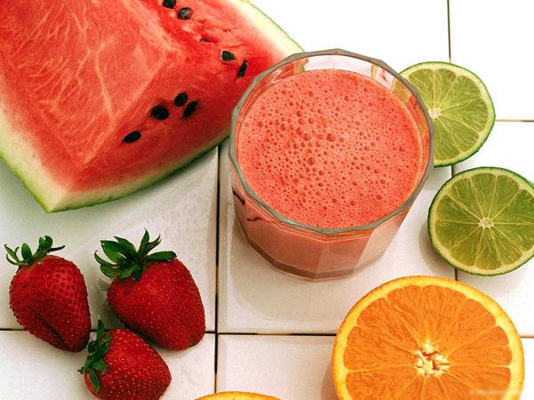 Chế độ ăn uống chống nắng nóng đỉnh điểm