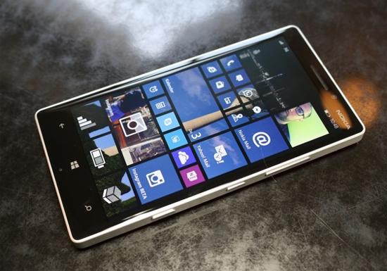 Lumia 940 sở hữu màn hình siêu nét