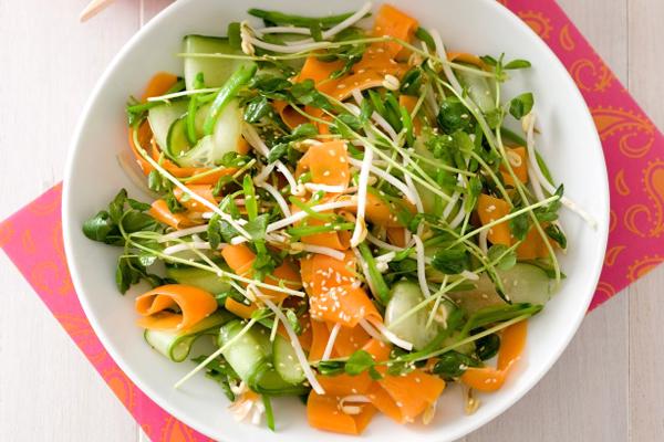 Nộm rau mát lành làm nhanh ăn ngon