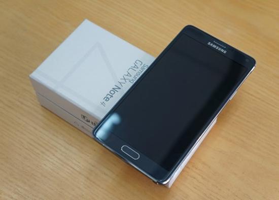 Galaxy Note 4 chính hãng giảm đến 6 triệu đồng