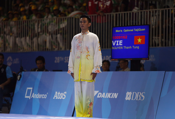 Tung Thanh Nguyen Nguyễn Thanh Tùng Vđv