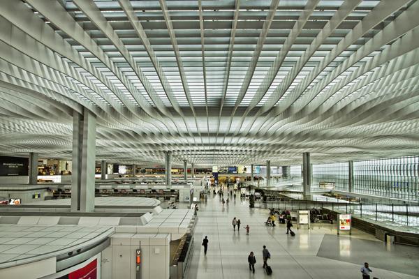 Những sân bay quốc tế có khu vui chơi xả láng