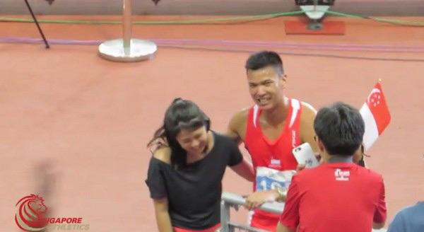 Lance Tan, VĐV 10 môn phối hợp người Singapore