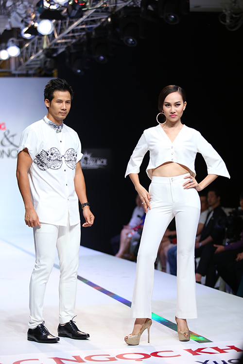 Bộ sưu tập mang đến các mẫu thiết kế đầy năng động, trẻ trung cho cả nam giới và nữ giới.