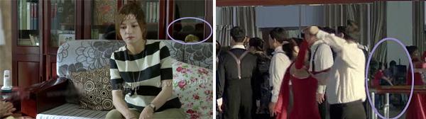 Những 'hạt sạn' hài hước trong phim 'Mẹ hổ bố mèo'
