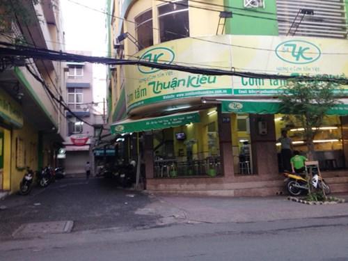 Mất trộm ôtô giữa trưa ở trung tâm Sài Gòn