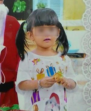 Bé gái bị cha đưa đi ngay trong ngày ra tòa hòa giải.