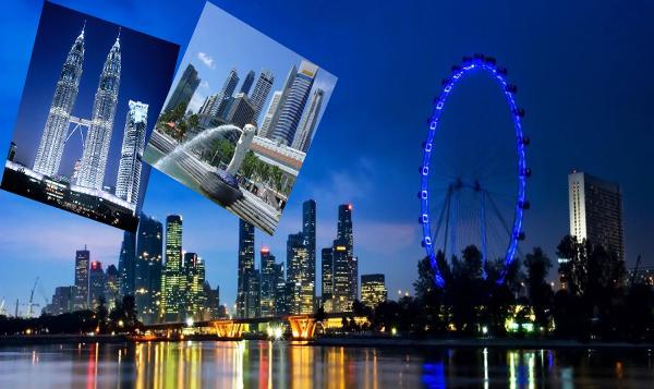 Du lịch 3 nước Đông Nam Á với 10,5 triệu đồng
