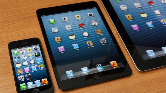 Apple thay pin miễn phí cho iPhone, iPad bị hao mòn