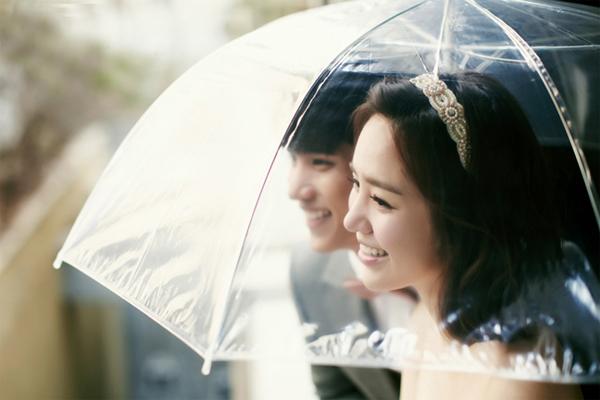 Ngày cưới vào tháng 7 mưa ngâu
