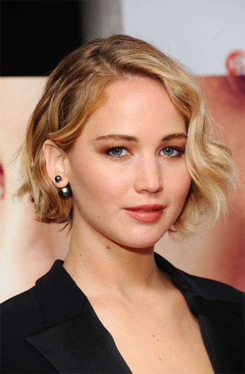 Cô đào Jennifer Lawrence .