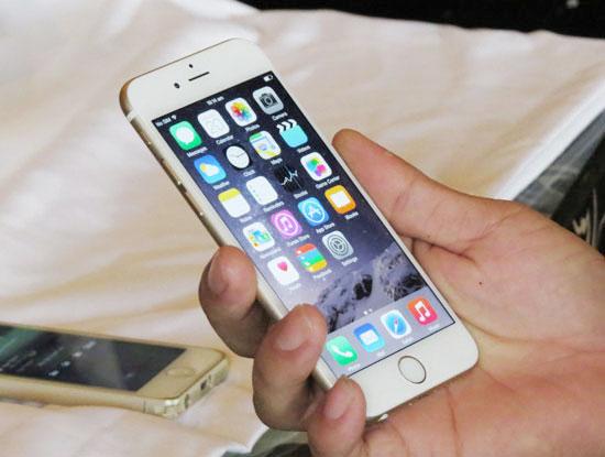Nhiều rủi ro khi mua iPhone 6 lock qua sử dụng