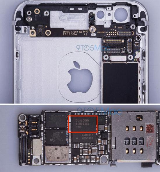 iPhone 6S vào mạng nhanh gấp đôi iPhone 6