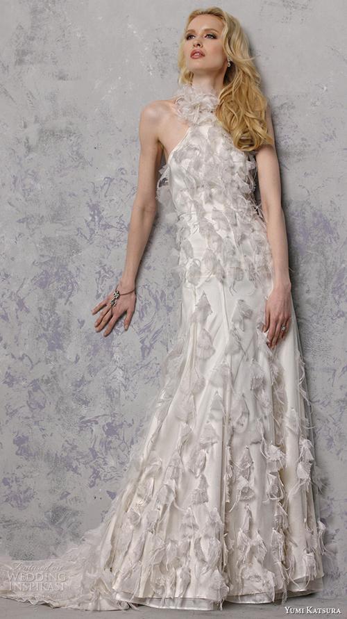 NTK Nhật Bản mang nét phương Đông vào váy cưới
