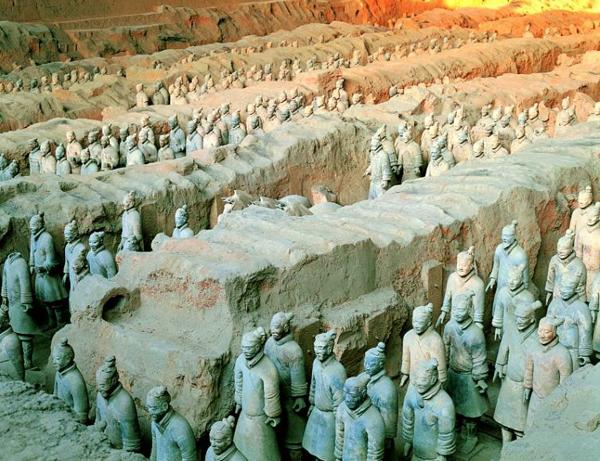 12 địa danh khảo cổ tuyệt vời nên ghé thăm ở châu Á