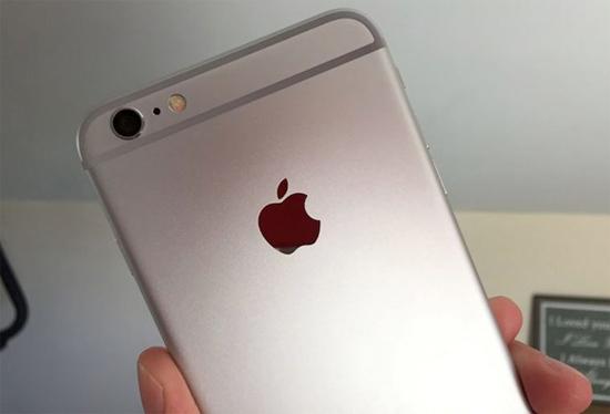 Apple lắp cảm biến nhịp tim lên logo quả táo