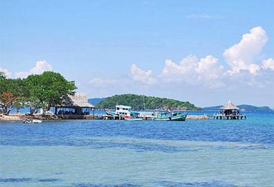 Quần đảo Bà Lụa - vịnh Hạ Long của phương nam