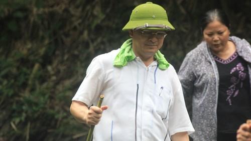 Đã khoanh vùng nghi phạm vụ thảm sát ở Nghệ An - ảnh 1