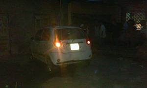 Người đàn ông chết trên ôtô vẫn bật xi nhan giữa đêm