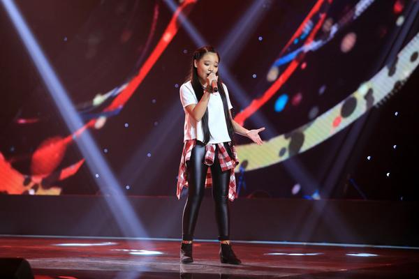 Nguyễn Mẫn Nhi, 13 tuổi đến từ thành phố Hồ Chí Minh. Mẫn Nhi có phong cách cá tính và giọng hát chắc khỏe. Cô bé thể hiện cá tính âm nhạc mạnh mẽ qua phần trình bày ca khúc Lý quạ kêu ( dân ca nam bộ) theo phong cách rock.