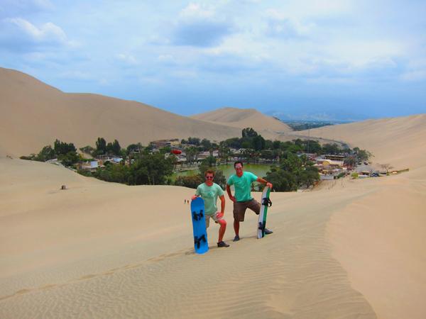 Việt Nam xếp thứ 2 top điểm đến lý tưởng cho dân trượt cát