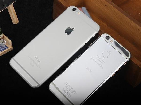 Công ty Trung Quốc làm giả hơn 40.000 chiếc iPhone
