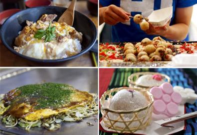 6 món ngon của Nhật Bản bắt buộc phải thử