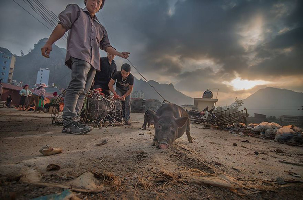 Vùng cao Việt Nam dưới con mắt nhiếp ảnh gia Pháp