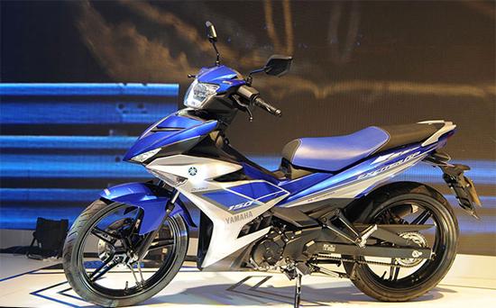 Xe côn tay ở Việt Nam: Yamaha Exciter 'vô đối'