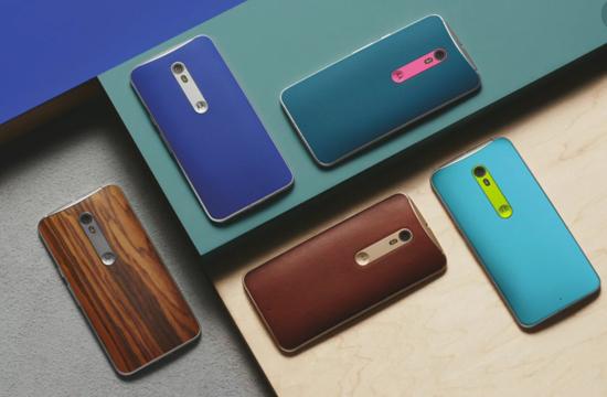 Motorola ra mắt bộ đôi Moto X, camera 21 'chấm'
