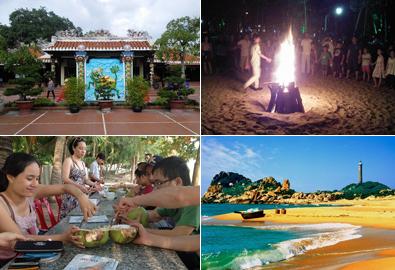 Các trải nghiệm mới trong hai ngày ở Phan Thiết
