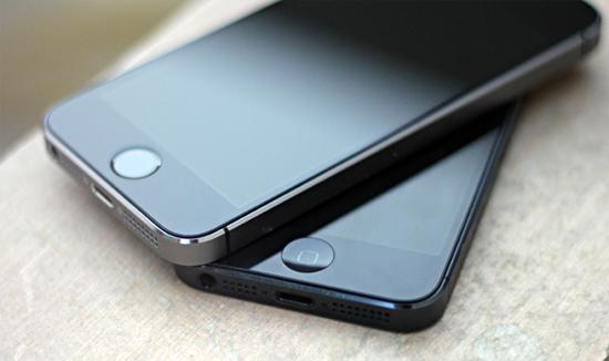 iPhone 5, 5S lock Nhật hạ giá một triệu đồng