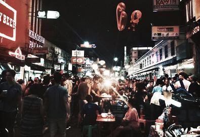 Những lưu ý ở Bangkok cho người lần đầu đi bụi