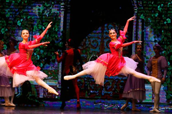 Khán giả Hà Nội say đắm trước vở ballet 'Hồ Thiên Nga'