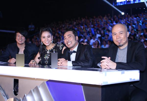 Trực tiếp: Gala công bố kết quả Vietnam Idol 2015