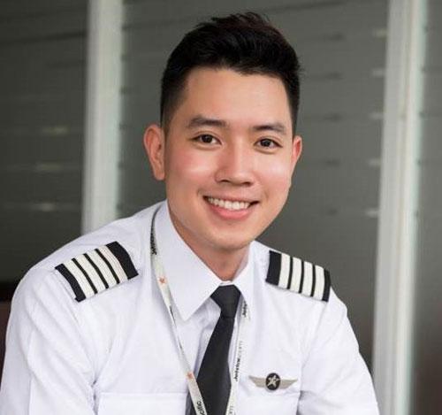 Chàng trai 9X trở thành cơ trưởng trẻ nhất Việt Nam