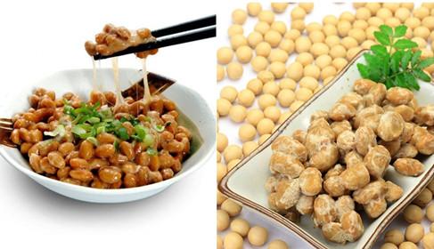 Đốt cháy mỡ bụng bằng đậu Natto - Làm đẹp