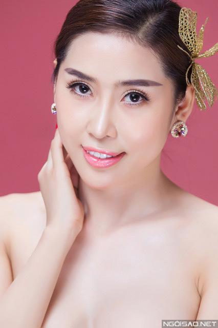 Trang điểm tôn nét quyến rũ cho cô dâu Việt