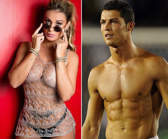 Gái gọi nghìn bảng lên giường miễn phí với C. Ronaldo