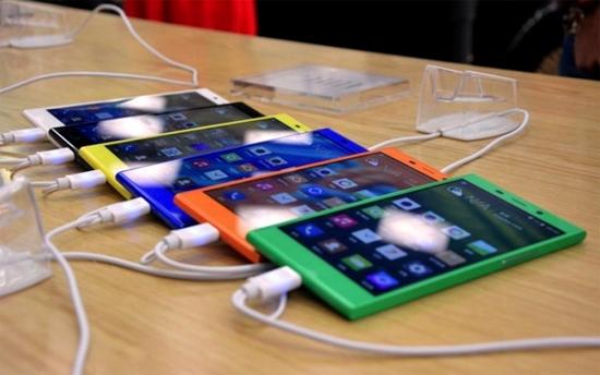 Smartphone Trung Quốc 'bùng nổ' ở Việt Nam