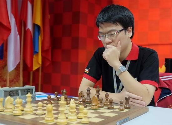 Kỳ thủ Quang Liêm thảm bại tại giải châu Á