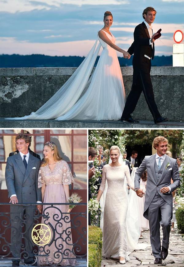 20 cô dâu nổi tiếng có gu thời trang cưới tinh tế