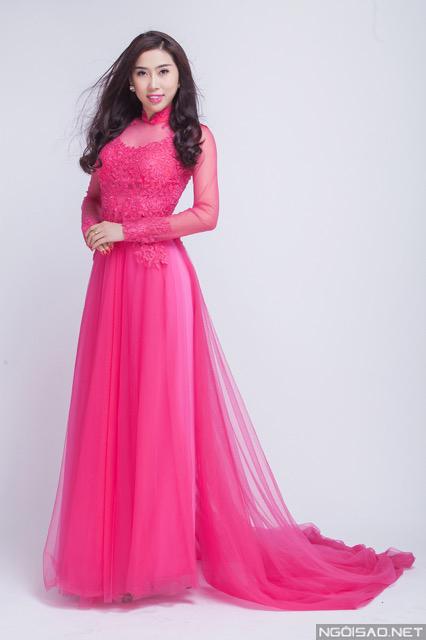 Gợi ý cách trang điểm theo sắc màu áo dài cưới