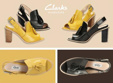 Phong cách và cá tính với giày Clarks 3