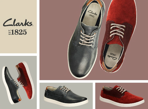 Phong cách và cá tính với giày Clarks 9