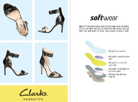 Phong cách và cá tính với giày Clarks 4