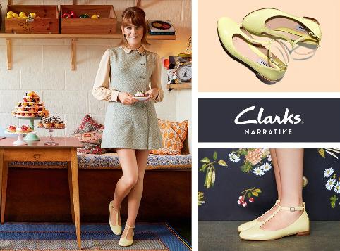 Phong cách và cá tính với giày Clarks 2