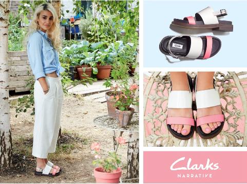 Phong cách và cá tính với giày Clarks 1